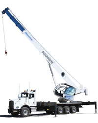 Manitex Inc - Truck Mounted Lifting Solutions